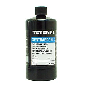 TETENAL Centrabrom Soft Working Paper Developer 1000 ml Concentrate