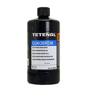 TETENAL Eukobrom Neutral Tone Paper Developer 1000 ml Concentrate