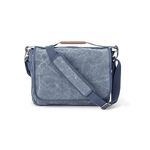 THINKTANK Retrospective 13l Slate Blue Cotton Canvas