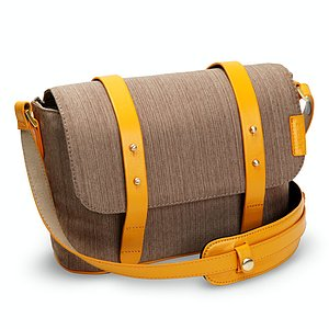 ZKIN Fairy E Camera Bag Amber Brown