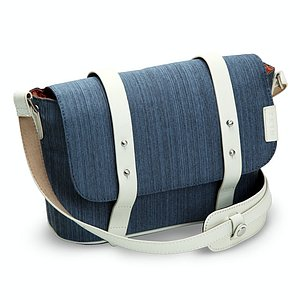 ZKIN Fairy E Camera Bag Indigo Blue