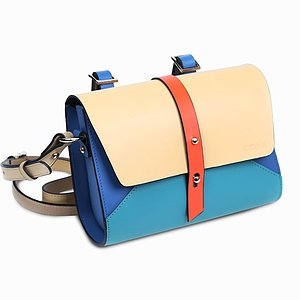 ZKIN Harpy Camera Bag Aqua Blue