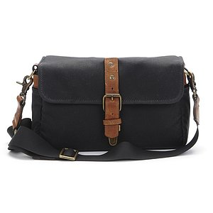 ONA Bowery Black Camera Bag