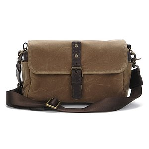 ONA Bowery Field Tan Camera Bag