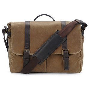 ONA Brixton Field Tan Camera Bag
