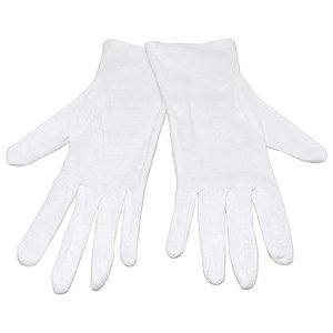 KAISER Cotton Gloves, Medium