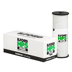 ILFORD HP5+ 120 Medium Format Film