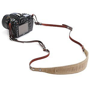 ONA Lima Field Tan Camera Strap