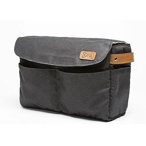 ONA Roma Black Camera Bag